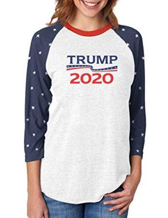 Women Full Sleeve Baseball T Shirt