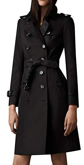 long trench coat women