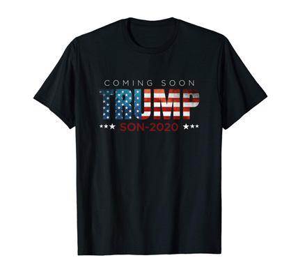 trump coming soon shirt