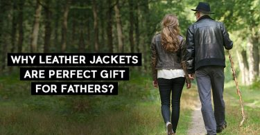 why leather jackets are perfect gift for dads