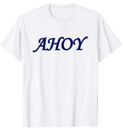 Ahoy Shirt