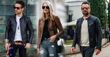 How to Style in a Cafe Racer Jacket