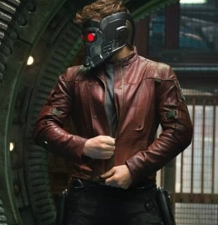 star lord jacket avengers