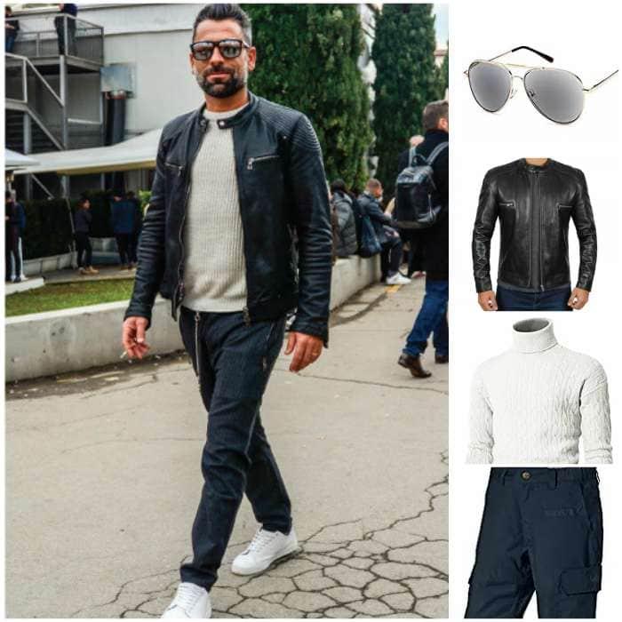 stylish men jacket style