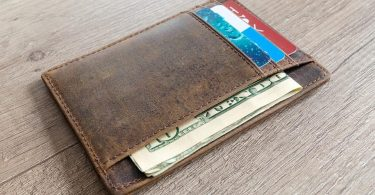 Leather Wallet for Men New