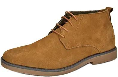 brown boots men