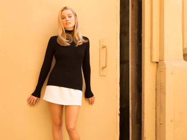 Margot Robbie Sharon Tate