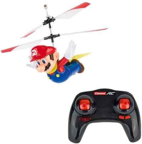 Flying mario drone helicopter