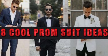 PROM SUIT IDEAS MEN