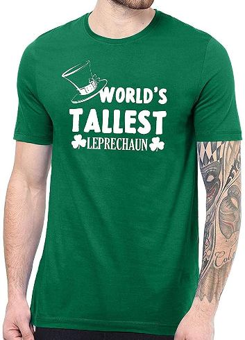 parade shirt for st patricks day