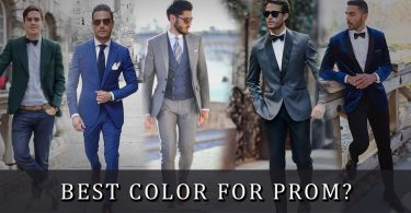 prom color suits