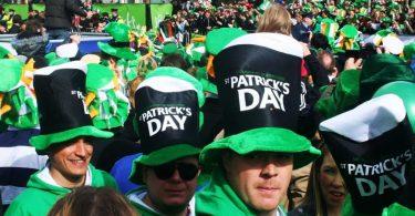 st patricks day green shirts