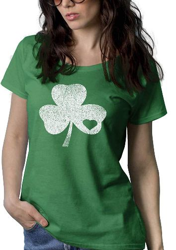 st patricks day shirt for ladies