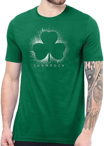 st patricks symbol shirt