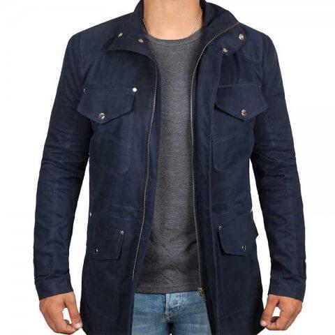 Dean Winchester Blue Jacket
