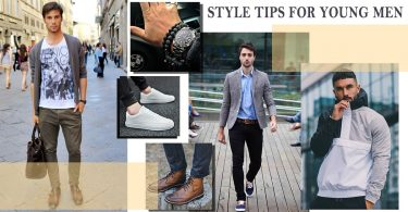 Style Tips For Young Men 2020