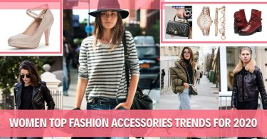 Women Top Fashion Accessories Trends For 2020