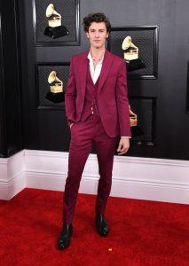 bright color suit