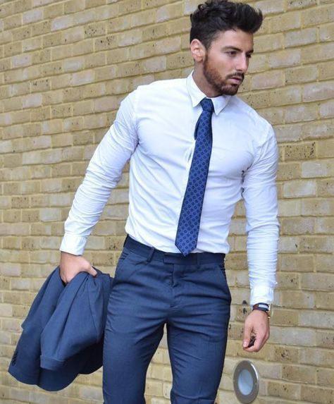 formal dress for men