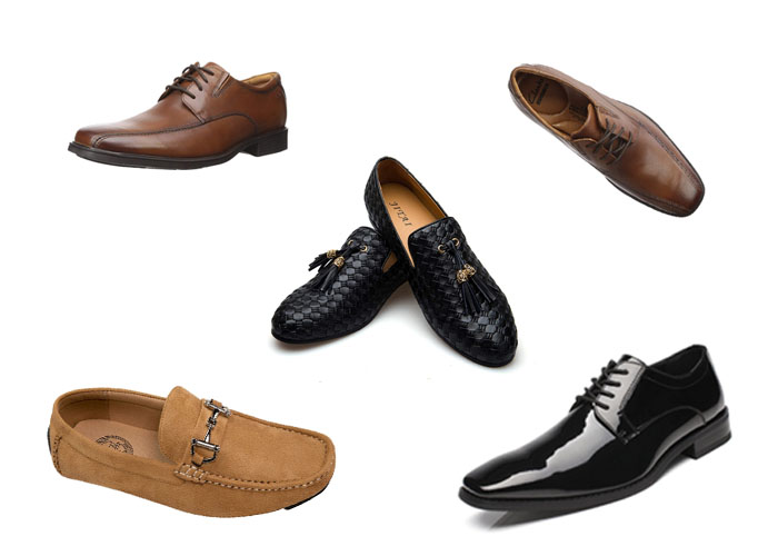 men formal boots styles