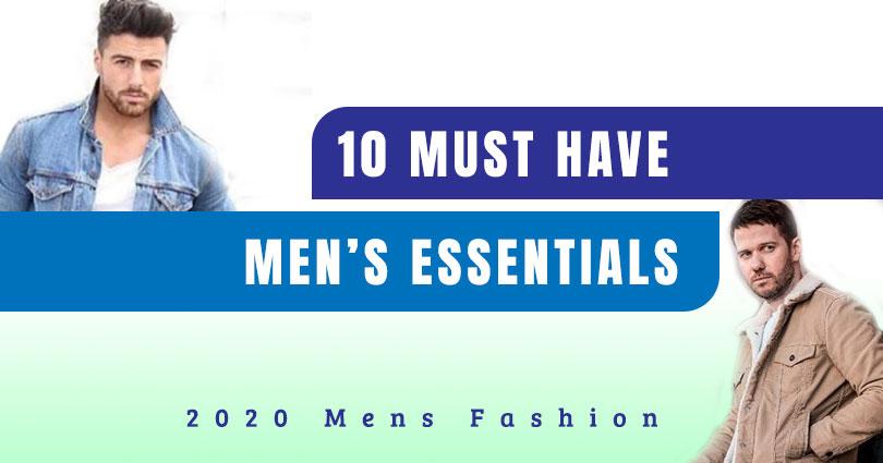 mens fashion 2020