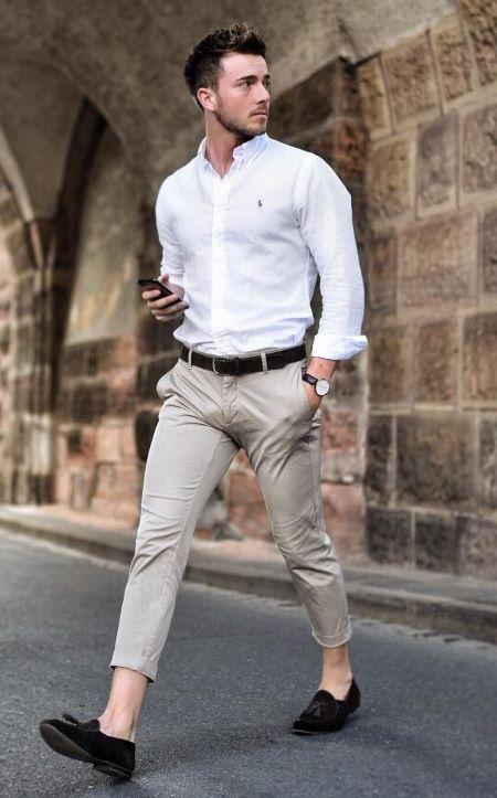 mens formal dress style