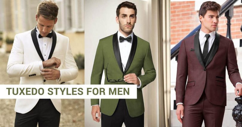 Tuxedo Styles For Men