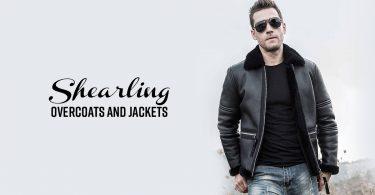 Shearling Jackets and coats