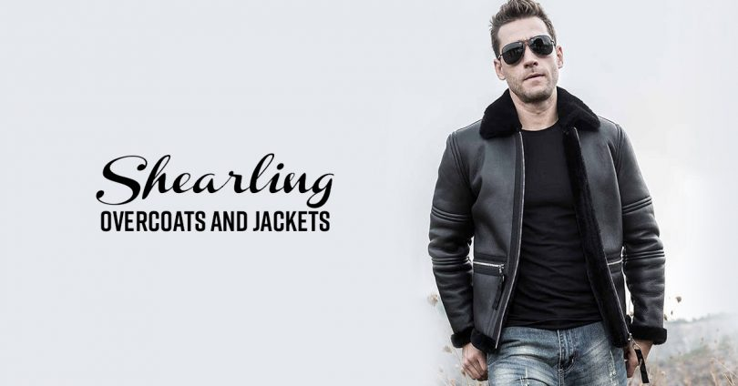Shearling Jackets and coats