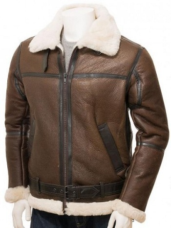 Shearling Vintage Jacket