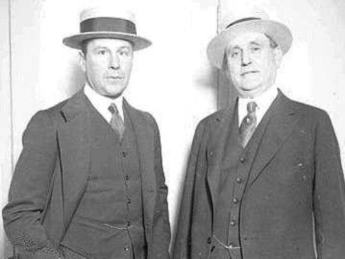 Mens 1920 Hat