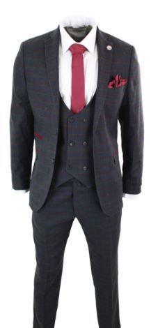 1920s Suit Men