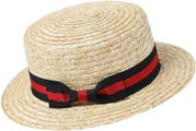 1920 Straw Boater Hat