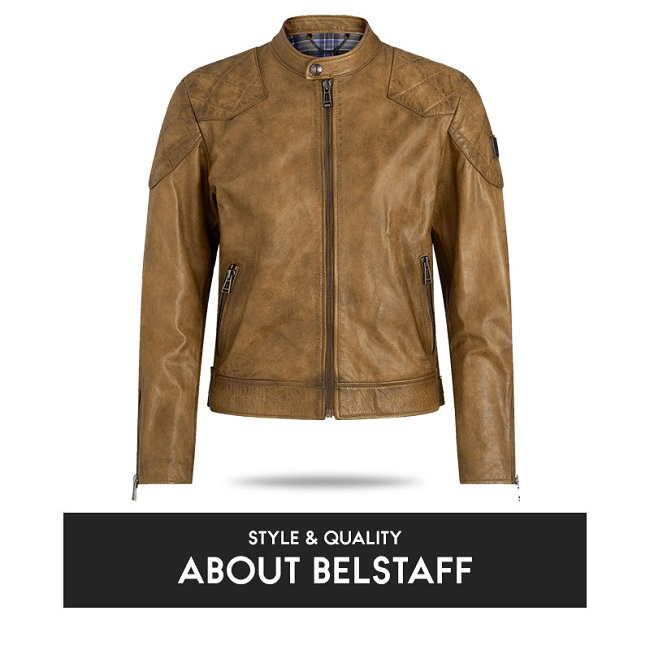 About belstaff Leather Jacket