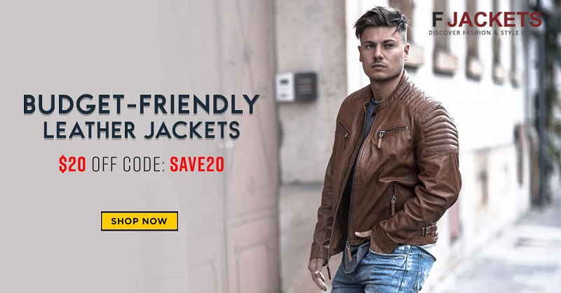 Budget Friendly Leather Jackets