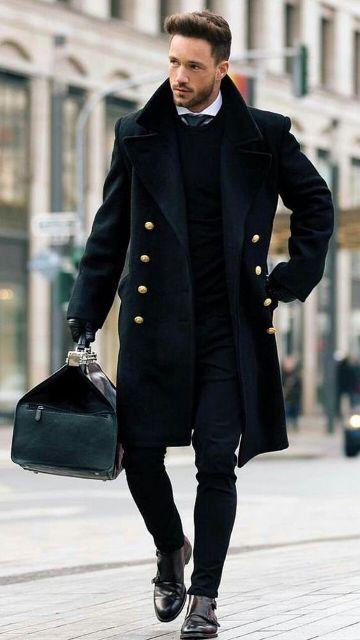 Mens Winter Style