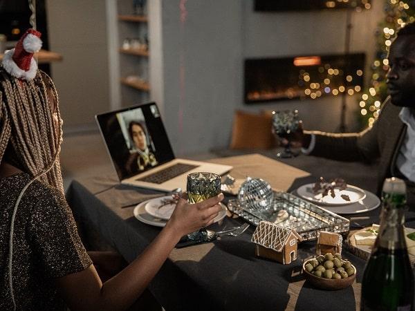Virtual Christmas Dinner