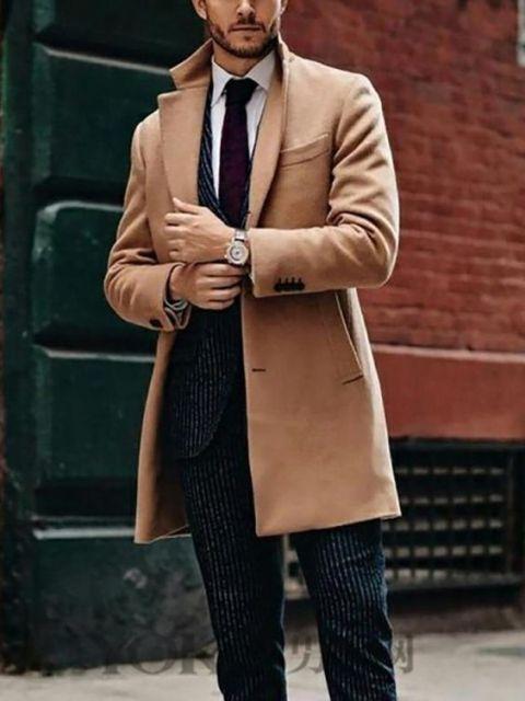 Mens Winter Suit