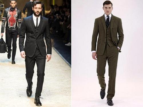 designer suit comparrison