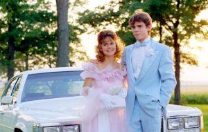 s blue prom suit