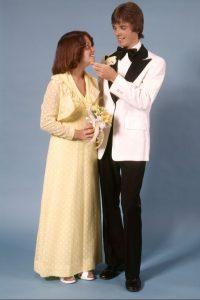 s white prom suit