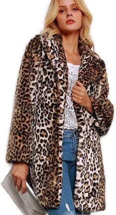 Beth Dutton Lepoard Coat