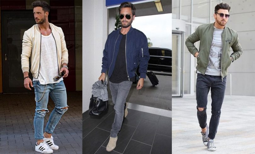 How should a bomber jacket fit