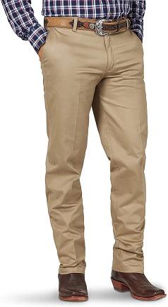Khaki Casual Pant