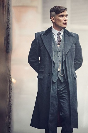 Thomas Shelby Coat