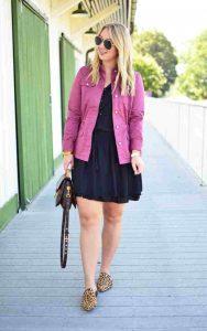 Pink Loft Jacket