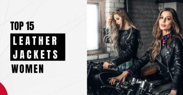 Best Leather Jacket Women