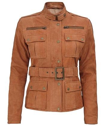Tan Field Jacket