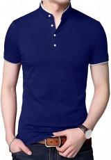 Blue Henley Shirt