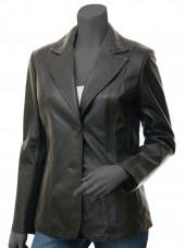 womens black blazer jacket